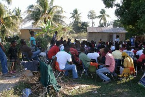 Haiti Youth Retreat